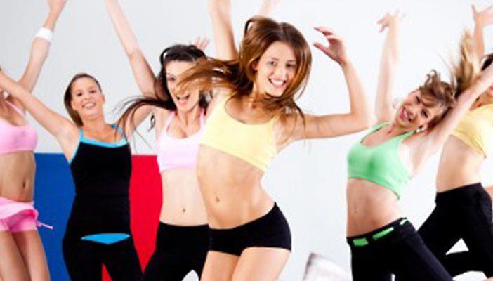 การออกกำลังกายแบบแอโรบิค
