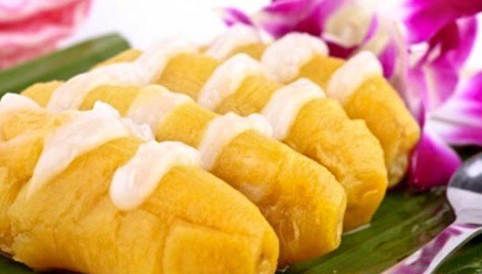 กล้วยไข่เชื่อม
