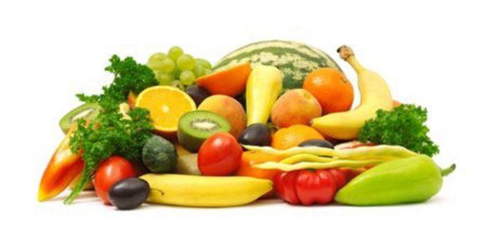 ผักผลไม้สำหรับหน้าร้อน