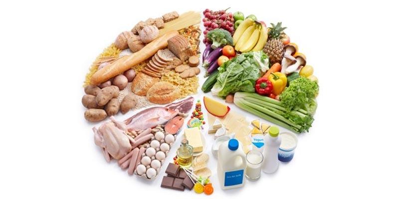 ผลการค้นหารูปภาพสำหรับ อาหารที่ให้โปรตีนสูง